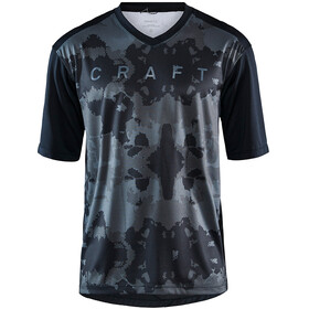 Craft Hale XT Kurzarm Trikot Herren black/multi